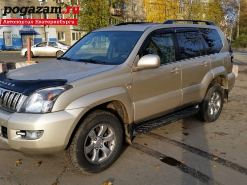 Купить Toyota Land Cruiser Prado, 2009 года