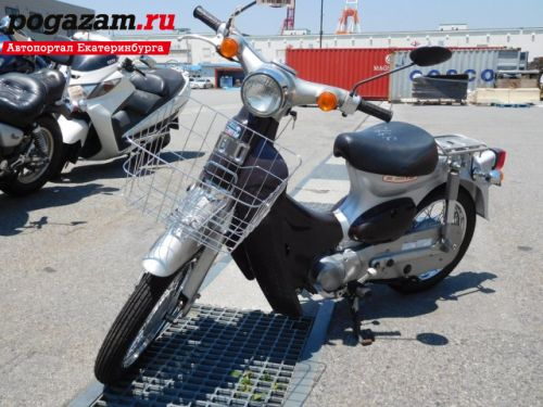 Купить Honda Little Cub 50, 2001 года