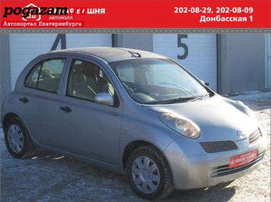������ nissan march, 2004 ����