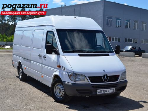 Купить Mercedes-Benz Sprinter, 2013 года