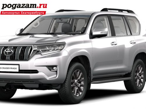 Купить Toyota Land Cruiser Prado New, 2017 года