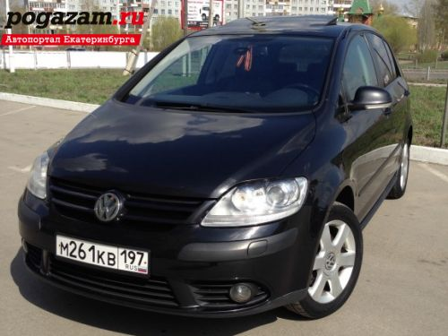 Купить Volkswagen Golf Plus, 2007 года