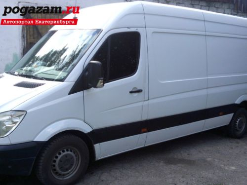 Купить Mercedes-Benz Sprinter, 2009 года