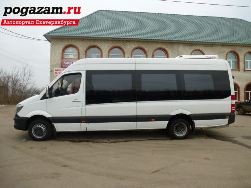 Купить Mercedes-Benz Sprinter, 2014 года