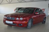 Купить Jaguar X-Type, 2008 года