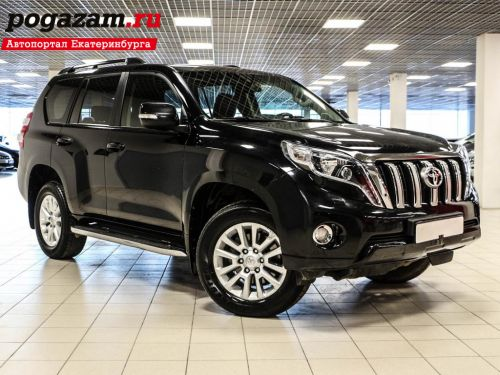 Купить Toyota Land Cruiser Prado, 2013 года