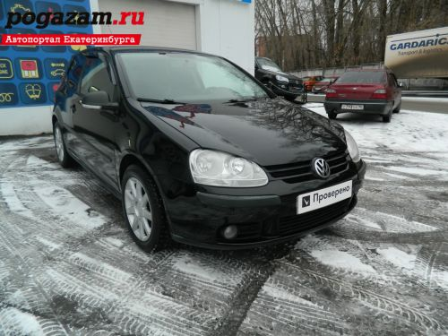 Купить Volkswagen Golf, 2007 года