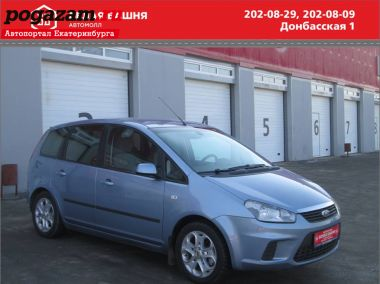 ������ ford c-max, 2007 ����