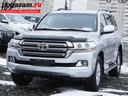 Купить Toyota Land Cruiser, 2019 года