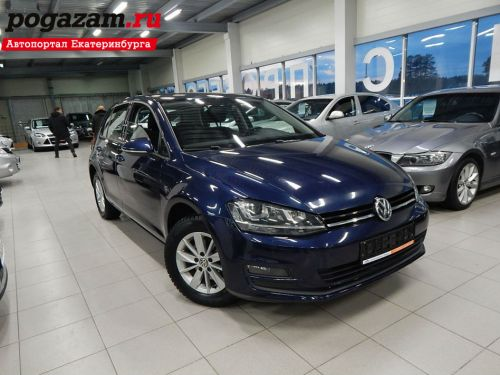 Купить Volkswagen Golf, 2013 года