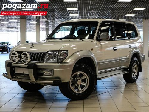 Купить Toyota Land Cruiser Prado, 2000 года