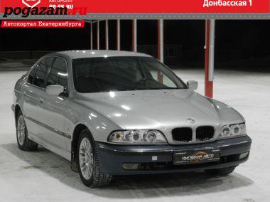 ������ bmw 5, 2001 ����