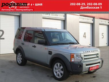 ������ land-rover discovery, 2006 ����