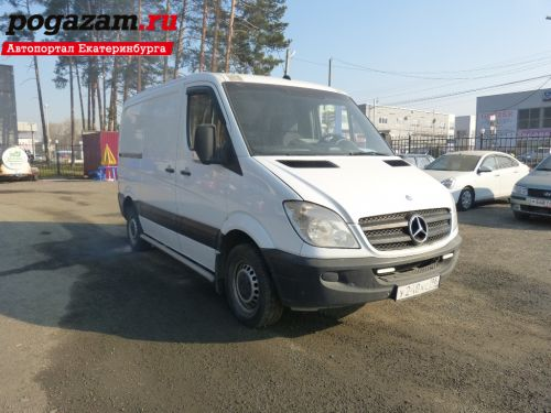 Купить Mercedes-Benz Sprinter, 2007 года