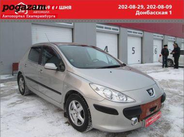������ peugeot 307, 2006 ����
