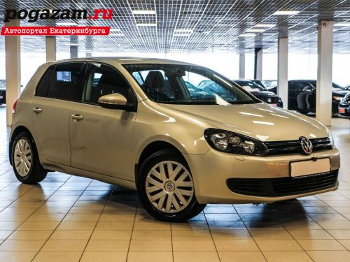Купить Volkswagen Golf, 2012 года