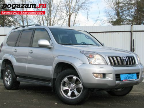 Купить Toyota Land Cruiser Prado, 2007 года