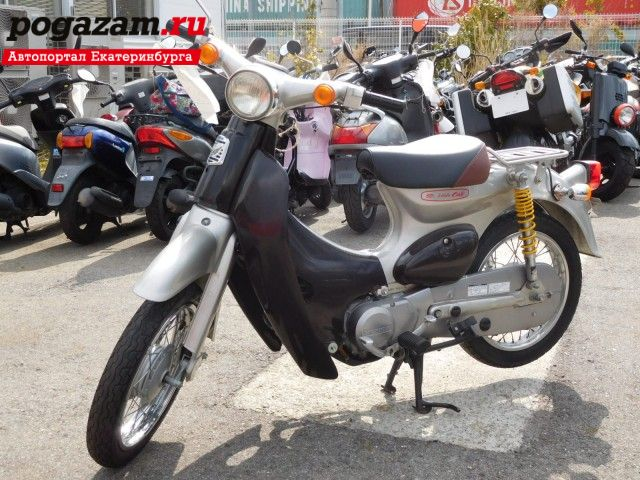 ������ Honda Little Cub 50   ���� � ���������� ������� ������
