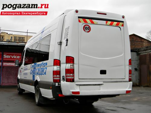 Купить Mercedes-Benz Sprinter, 2012 года