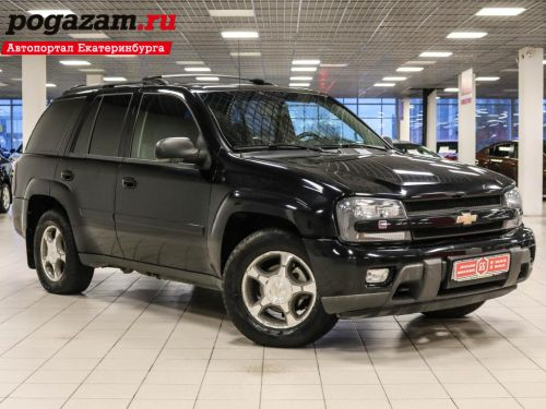 Купить Chevrolet TrailBlazer, 2007 года
