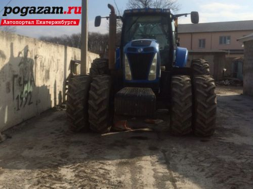 Купить New Holland T8040, 2008 года