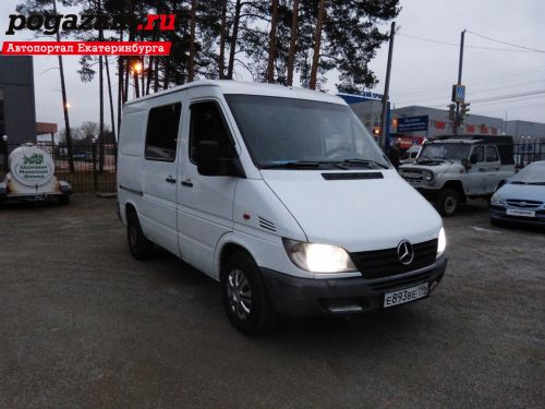 Купить Mercedes-Benz Sprinter, 2001 года