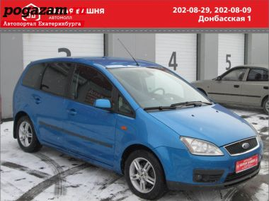 ������ ford c-max, 2005 ����