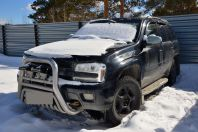 Купить Chevrolet TrailBlazer, 2006 года