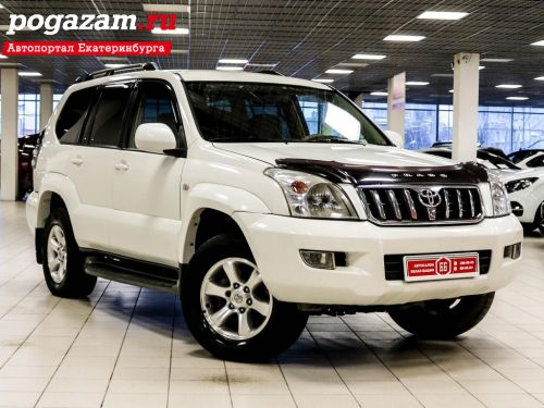 Купить Toyota Land Cruiser Prado, 2004 года