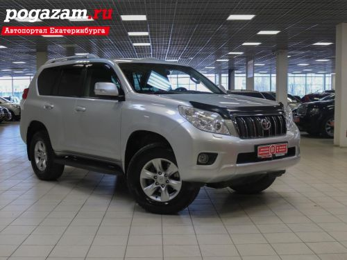 Купить Toyota Land Cruiser Prado, 2012 года