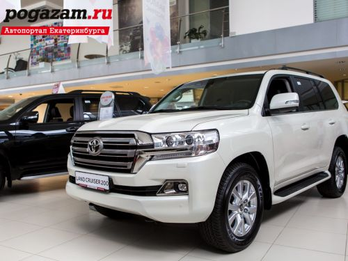 Купить Toyota Land Cruiser, 2017 года