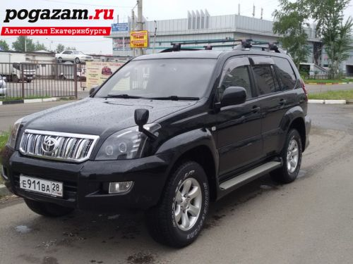 Купить Toyota Land Cruiser Prado, 2005 года