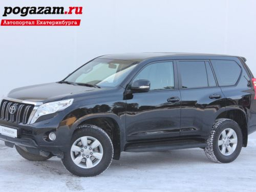 Купить Toyota Land Cruiser Prado, 2014 года