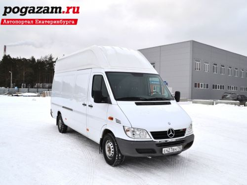 Купить Mercedes-Benz Sprinter, 2015 года