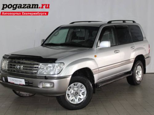 Купить Toyota Land Cruiser, 2007 года