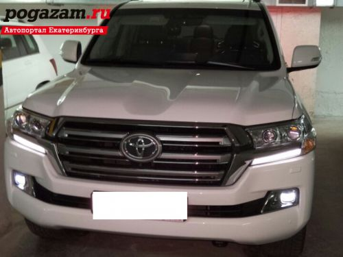 Купить Toyota Land Cruiser, 2015 года