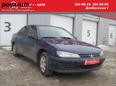 ������ peugeot 406, 2000 ����
